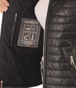 Doudoune Sunshine noire Oakwood