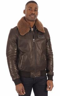 Redskins Homme | Blouson cuir, veste en cuir Redskins pour homme