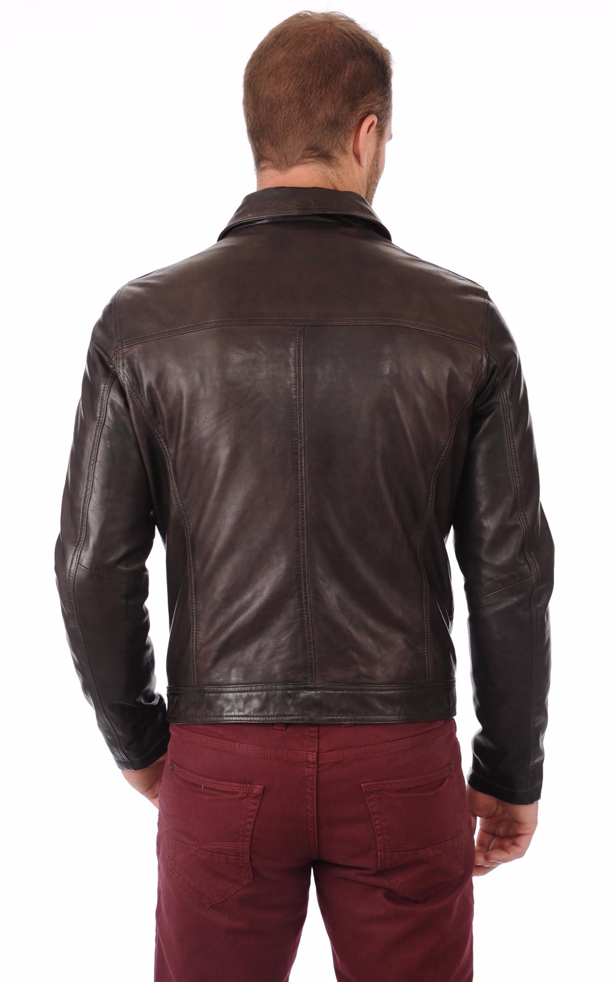 4 images 1 mot homme veste en cuir