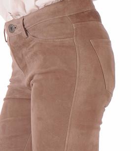 Pantalon velours beige Oakwood