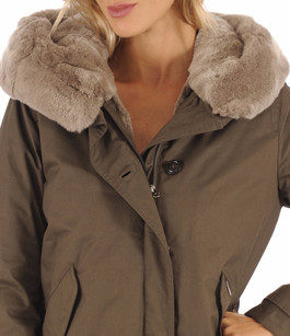 Parka LITERARY Military Woolrich
