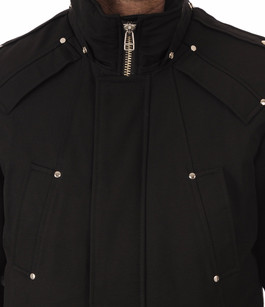 Parka Homme Stirling Noir Moose Knuckles