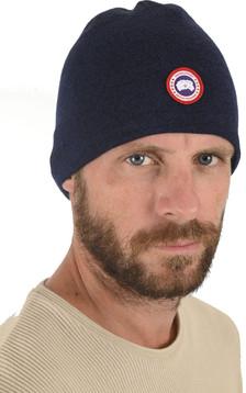 Bonnet Standard navy heather