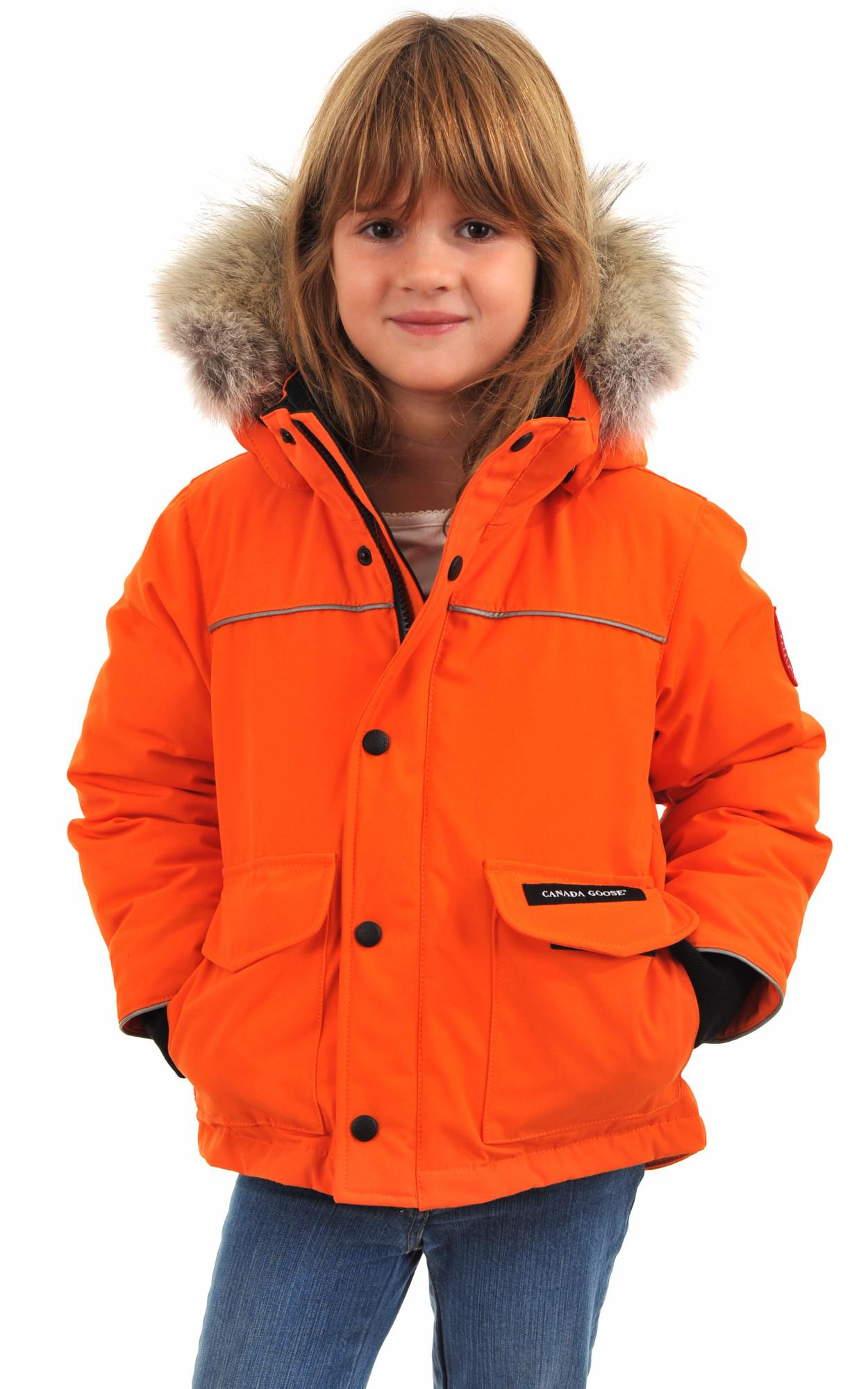 acheter en ligne 201ae 552d8 doudoune canada goose enfant