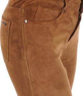 Pantalon velours cognac Oakwood