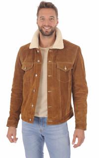 Veste Retro Homme Style Jean