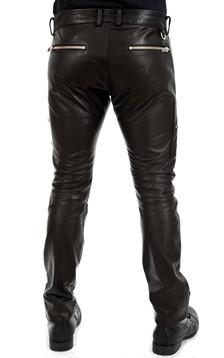 pantalon cuir homme daytona diesel canadienne griffes. Black Bedroom Furniture Sets. Home Design Ideas
