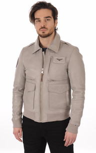 Blouson Atlantis Collector PAF Gris1