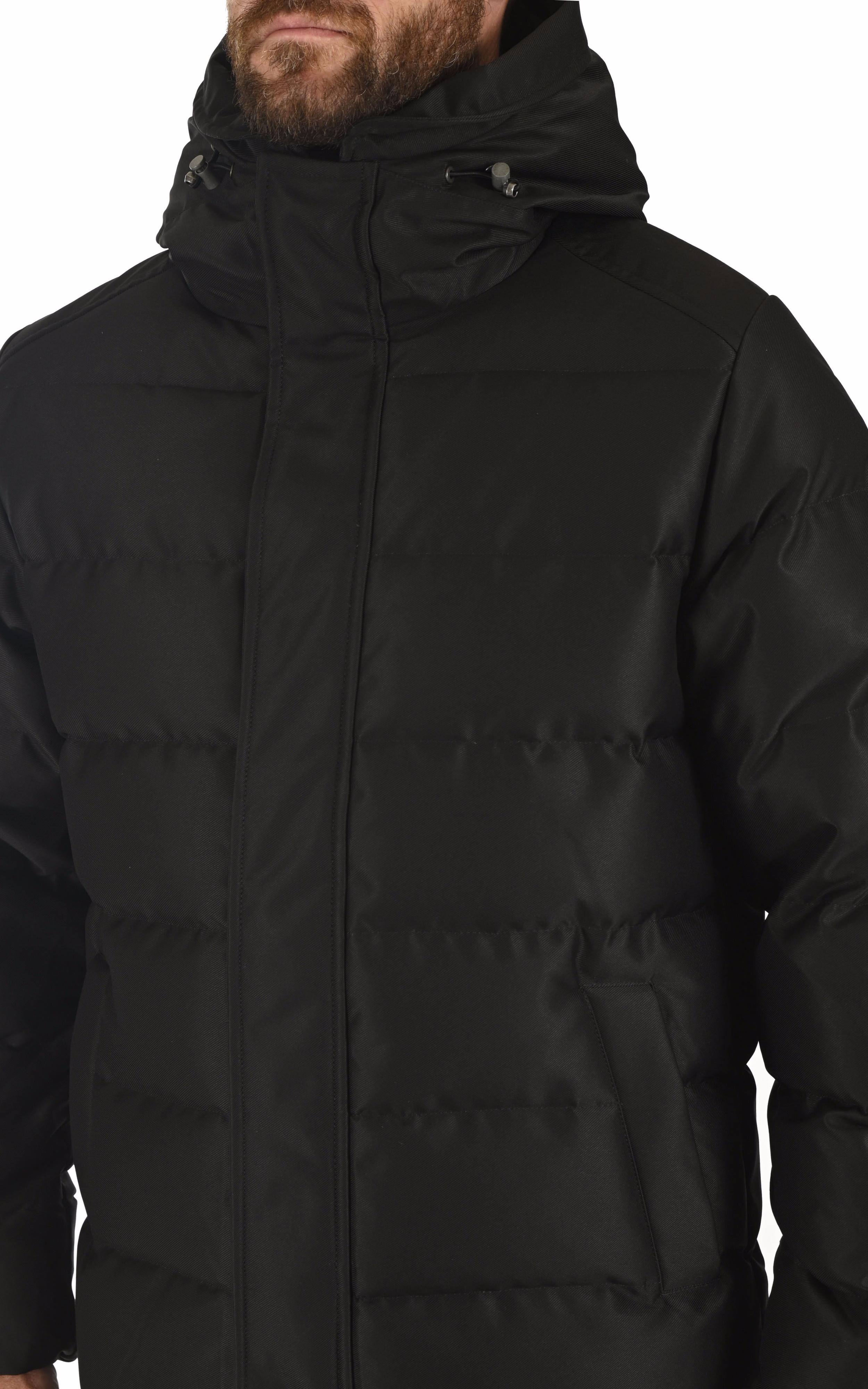Doudoune Phenix noir Pyrenex
