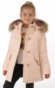 Parka G'S ARCTIC Rose Poudré Enfant1