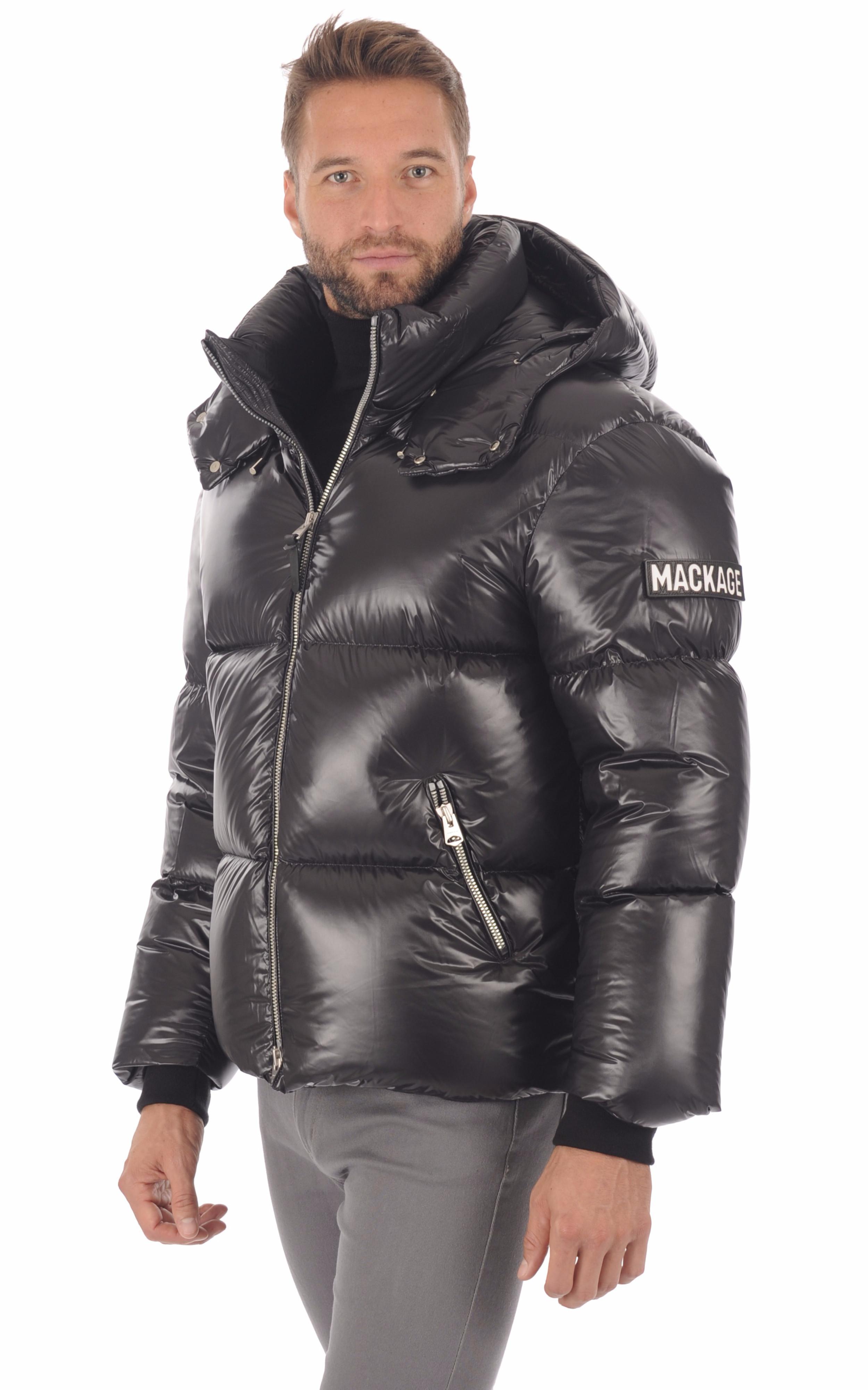 Doudoune Kent noire homme Mackage