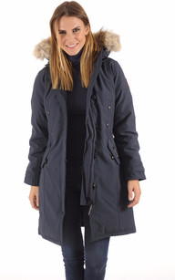 Parka Kensington Ink Blue1
