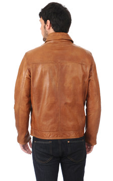 Blouson Major Cognac