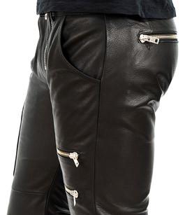 pantalon cuir diesel femme. Black Bedroom Furniture Sets. Home Design Ideas