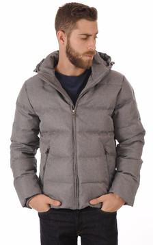 Doudoune Spoutnic Jacket Gris1