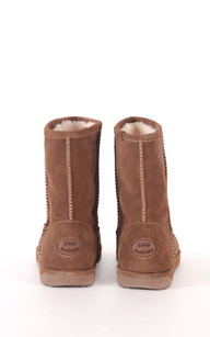 Boots mouton merinos Femme