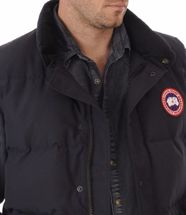 Gilet Freestyle Admiral Blue Canada Goose