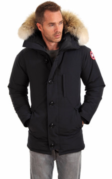 Parka The Chateau Navy1