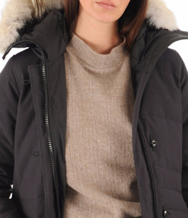 Parka Lorette bleu marine Canada Goose