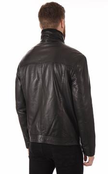 vestes 3 4 cuir pour homme veste cuir avec ou sans. Black Bedroom Furniture Sets. Home Design Ideas