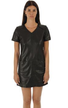 Robe Rosaline noire1