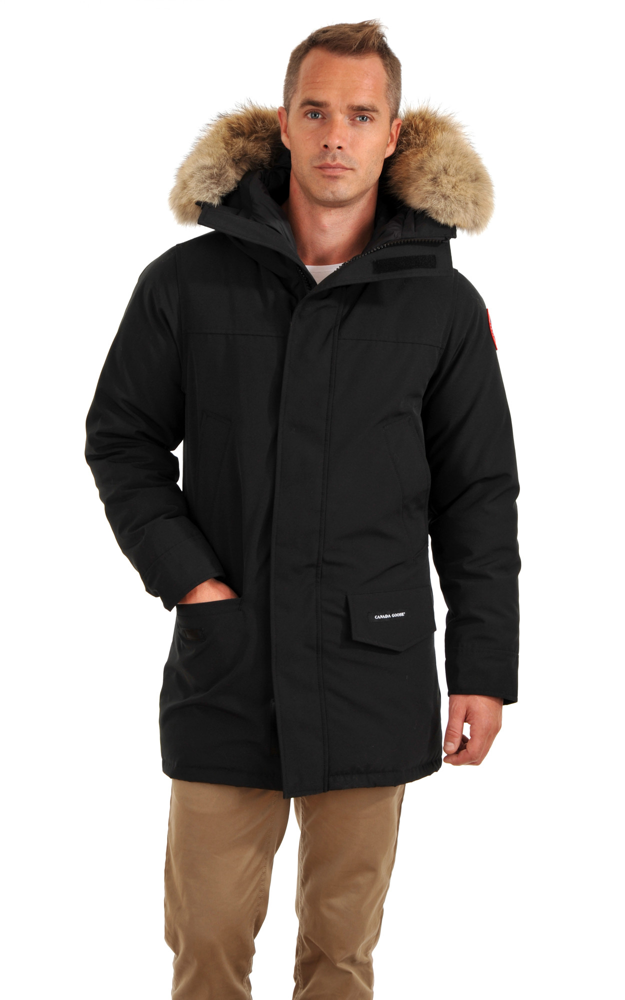 canada goose homme grand froid