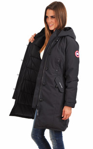 manteau canada goose femme solde