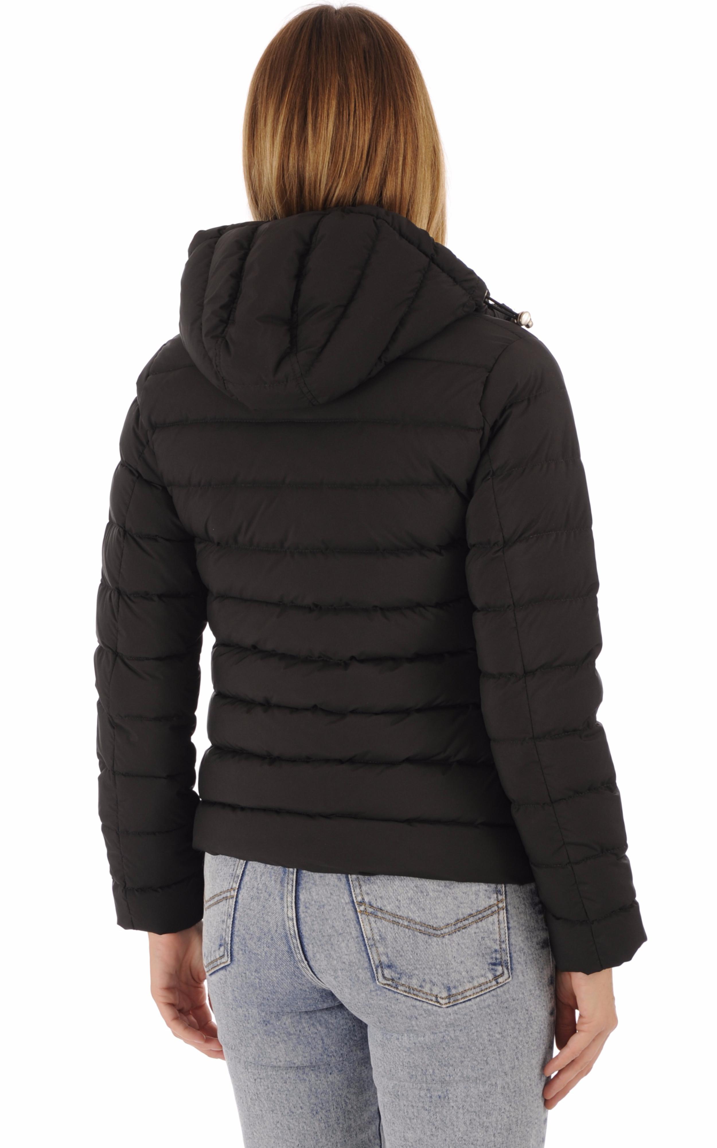 Doudoune Spoutnic Soft noire Pyrenex
