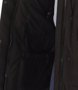 Parka Ellesmere noire Canada Goose