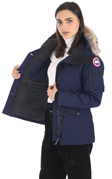Parka Montebello atlantic navy