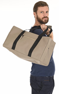 Sac Gym Bag taupe
