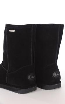 Boots Mouton Femme
