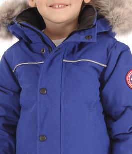Parka SNOWY OWL Pacific Blue Canada Goose