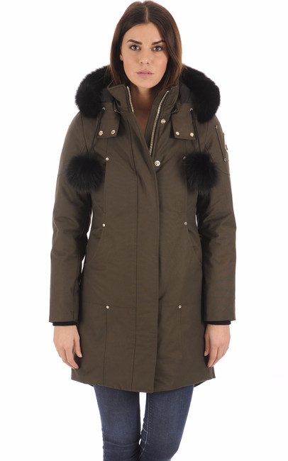 Parka Femme Stirling Kaki Moose Knuckles
