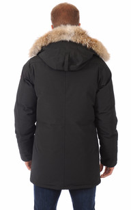 Parka The Chateau Black
