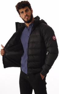 Doudoune Hybridge Base Jacket Noir