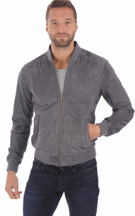 plus de photos c46f1 7a268 Oakwood Homme   Blouson cuir, veste en cuir Oakwood - La ...