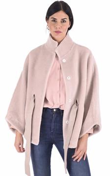 Cape laine beige rosé