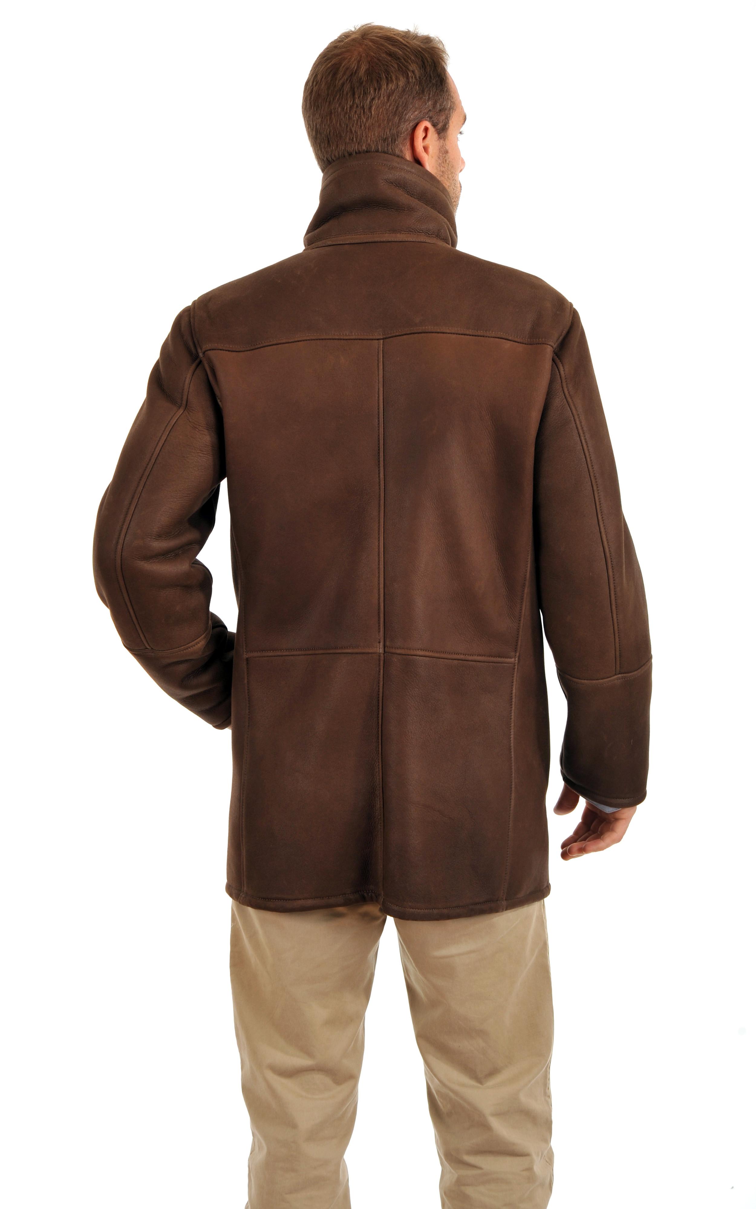 3 4 confortable pour homme maddox la canadienne veste. Black Bedroom Furniture Sets. Home Design Ideas