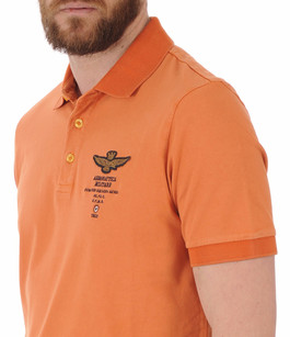 Polo Orange Comando Squadra Aerea Aeronautica Militare