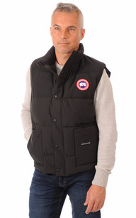 canada goose gris homme