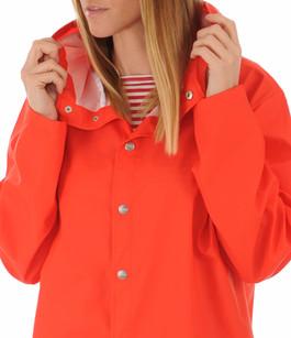 Imperméable 1201 rouge femme Rains