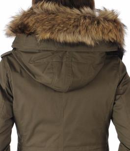 Parka Military Scarlett Eskimo 3-in-1 Woolrich