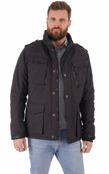 Parka multipoches Field marine1