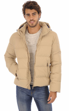Doudoune Spoutnic Jacket Mat Sable1