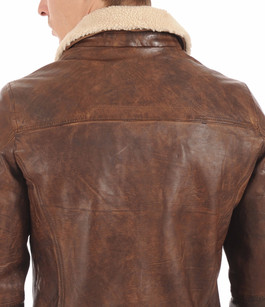 Blouson Nentley Cognac Daytona 73
