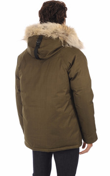 Parka Heritage fatigue