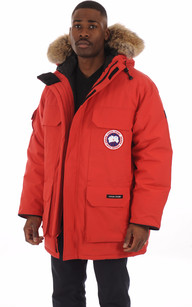 Parka Expedition Rouge