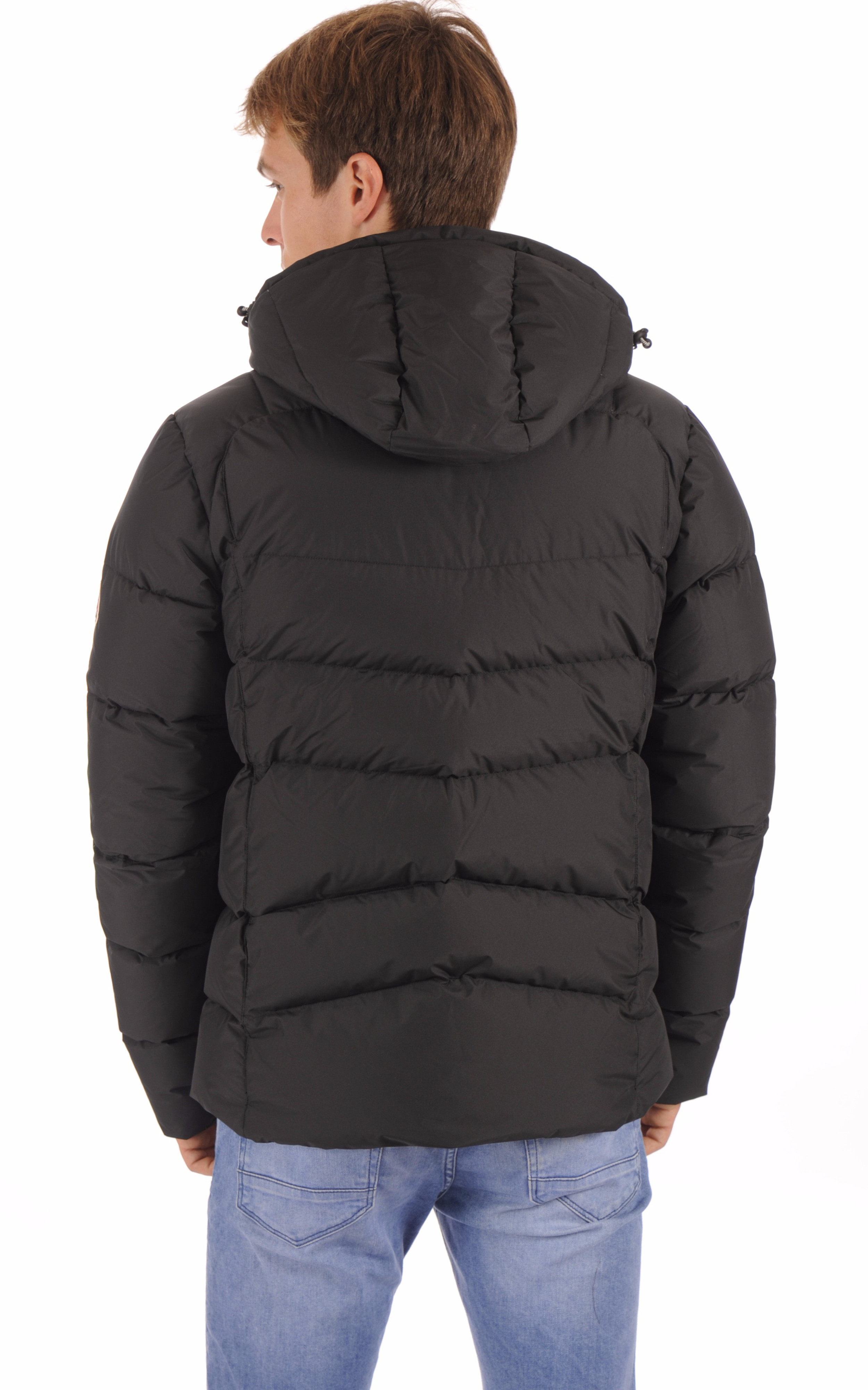 Doudoune Hudson Noire Pyrenex
