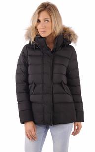 Doudoune Halny Jacket Noire Femme1